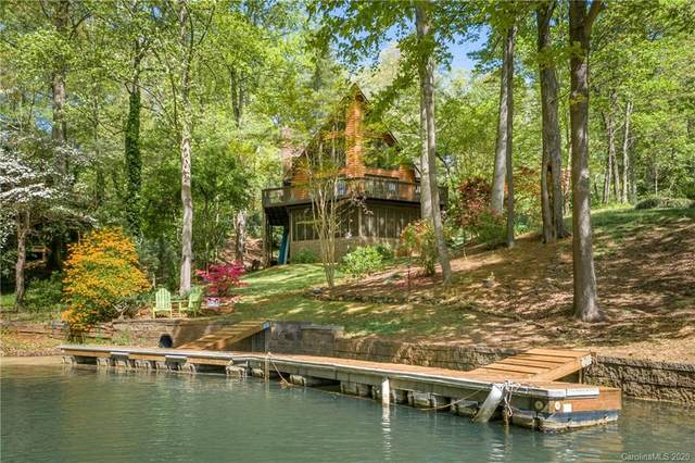 6491 S Shore Drive, Nebo, NC 28761 (#3613271) :: Caulder Realty and Land Co.