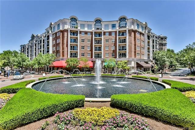 4625 Piedmont Row Drive #407, Charlotte, NC 28210 (#3613333) :: Johnson Property Group - Keller Williams