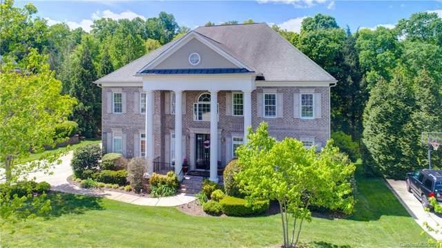 10926 Emerald Wood Drive, Huntersville, NC 28078 (#3613365) :: MartinGroup Properties