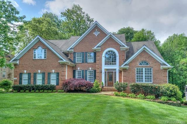 109 Hunter Spring Lane, Mooresville, NC 28117 (#3613405) :: Besecker Homes Team