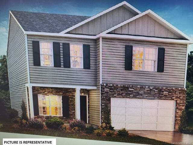 206 Brenett Francis Court #54, Charlotte, NC 28214 (#3613462) :: Stephen Cooley Real Estate Group