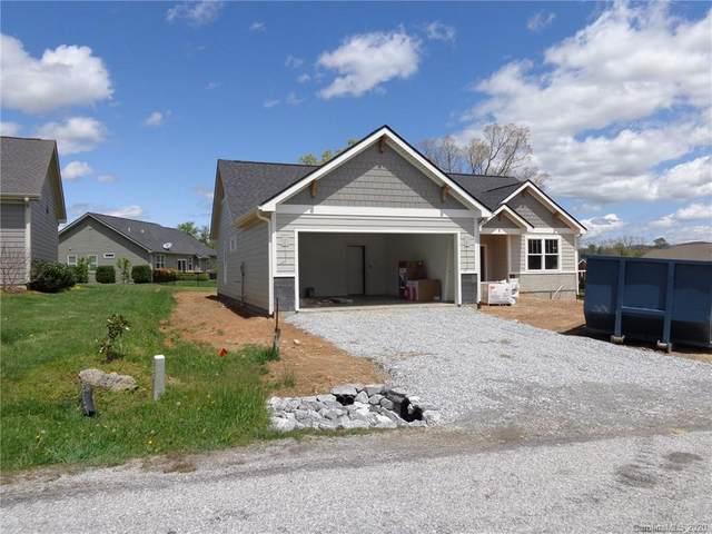 98 Blacksmith Run Drive #18, Hendersonville, NC 28792 (#3613481) :: MartinGroup Properties