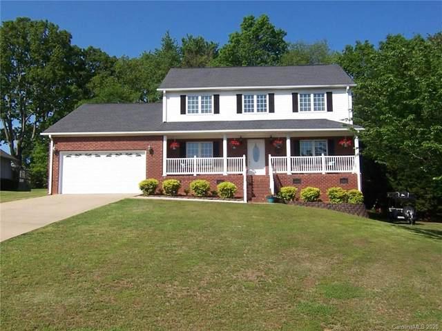 119 Lakeshore Drive, Kings Mountain, NC 28086 (#3613489) :: MartinGroup Properties