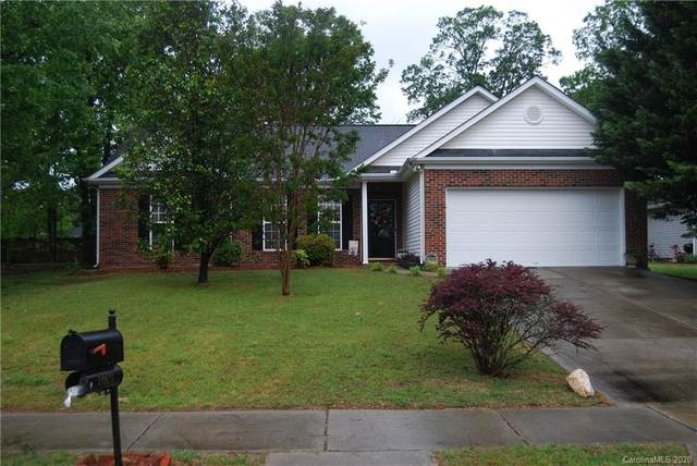 1601 Winthrop Lane, Monroe, NC 28110 (#3613555) :: Zanthia Hastings Team