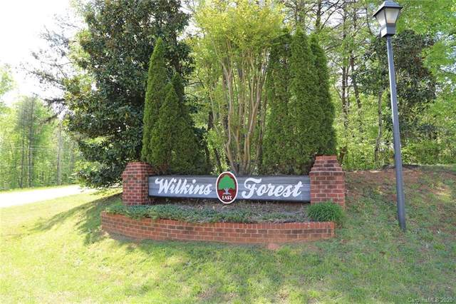45 Bent Tree Drive #45, Rutherfordton, NC 28139 (#3613605) :: High Performance Real Estate Advisors