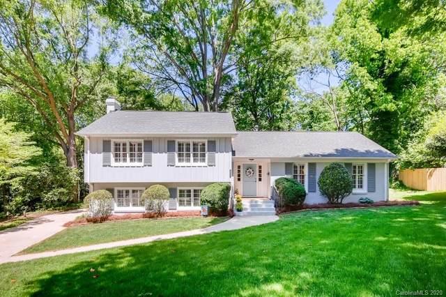 4900 Charmapeg Avenue, Charlotte, NC 28211 (#3613756) :: Homes Charlotte