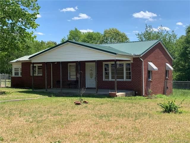 1818 Harris Henrietta Road, Mooresboro, NC 28114 (#3613777) :: Homes Charlotte