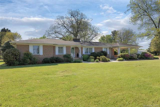 3402 Harmony Highway, Harmony, NC 28634 (#3613805) :: Stephen Cooley Real Estate Group