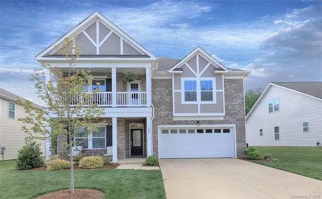 144 Paradise Hills Circle, Mooresville, NC 28115 (#3613820) :: MartinGroup Properties
