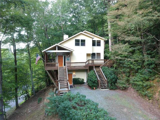 85 Wildcat Run, Maggie Valley, NC 28751 (#3613969) :: Ann Rudd Group