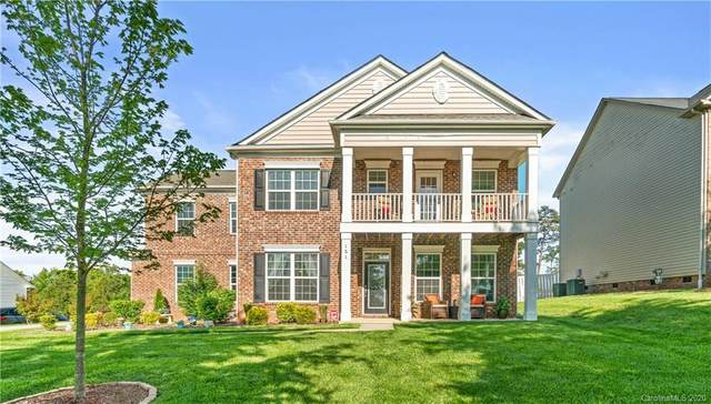 151 Warfield Drive W, Mooresville, NC 28115 (#3613997) :: MartinGroup Properties