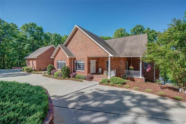 128 Ridgecrest Drive, Cherryville, NC 28021 (#3614038) :: Keller Williams South Park