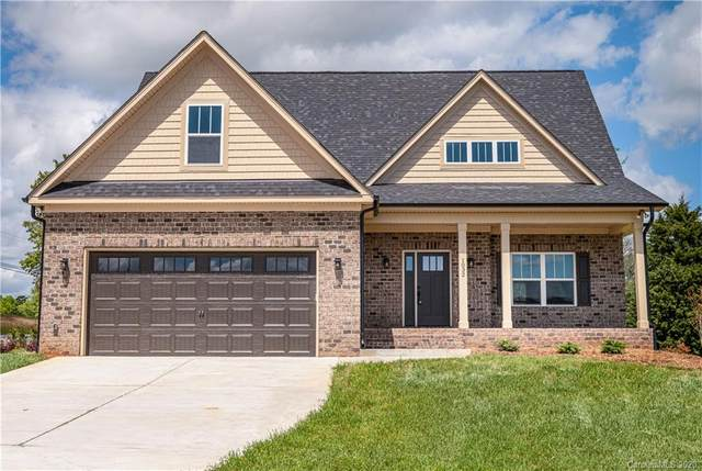 1032 Clear Creek Circle, Lincolnton, NC 28092 (#3614180) :: TeamHeidi®
