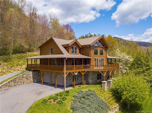 268 Cub Trail, Maggie Valley, NC 28751 (#3614236) :: Homes Charlotte