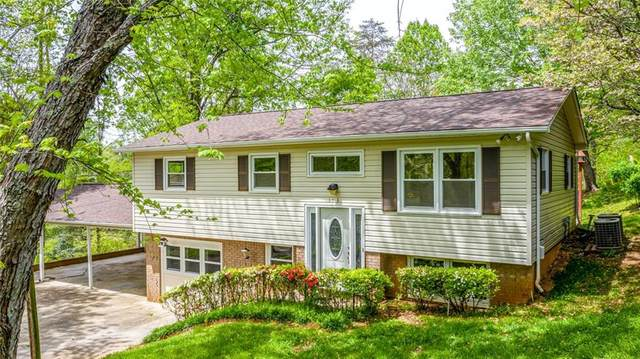 103 Winchester Drive SE, Lenoir, NC 28645 (#3614523) :: Scarlett Property Group