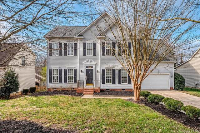 13516 Honeytree Lane, Pineville, NC 28134 (#3614558) :: Carlyle Properties