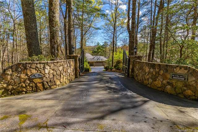 160 Rocky Creek Road 5 & 6, Sapphire, NC 28774 (#3614594) :: LePage Johnson Realty Group, LLC
