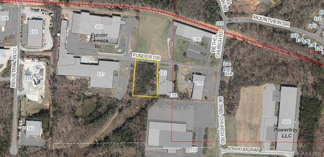 0 Funder Drive, Mocksville, NC 27028 (#3614693) :: LePage Johnson Realty Group, LLC