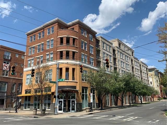 1315 East Boulevard #722, Charlotte, NC 28203 (#3614720) :: Robert Greene Real Estate, Inc.