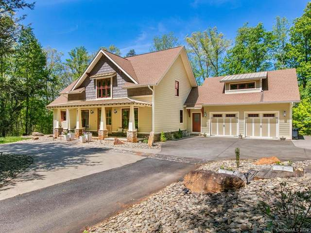 114 Lost Trail, Lake Lure, NC 28746 (#3614848) :: MartinGroup Properties