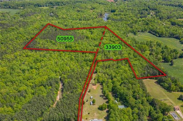 Approx. 33.3 Acres Old Plank Road, Iron Station, NC 28080 (#3614918) :: Cloninger Properties