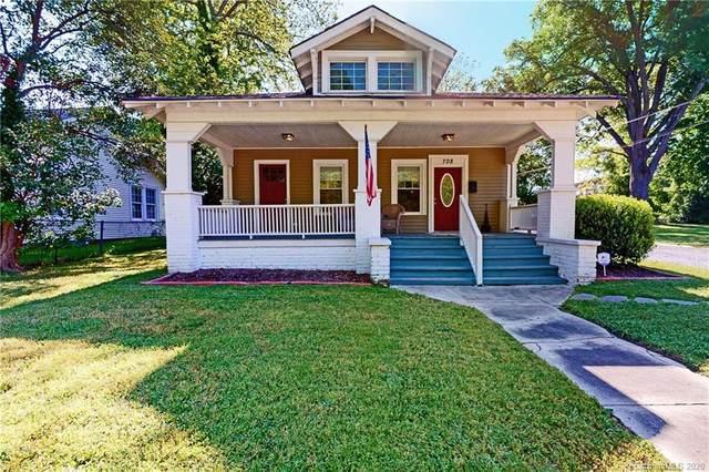 708 Chester Street, Gastonia, NC 28052 (#3614999) :: Homes Charlotte