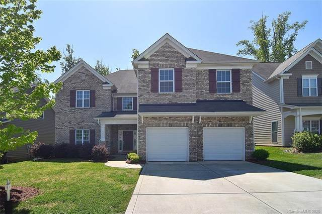 10206 Falling Leaf Drive, Concord, NC 28027 (MLS #3615100) :: RE/MAX Journey