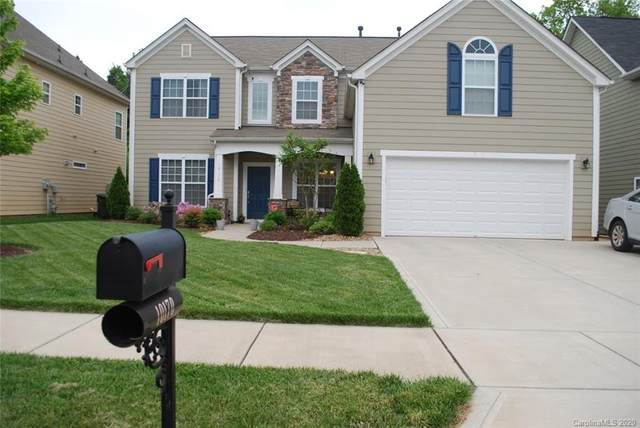10170 Falling Leaf Drive, Concord, NC 28027 (MLS #3615276) :: RE/MAX Journey
