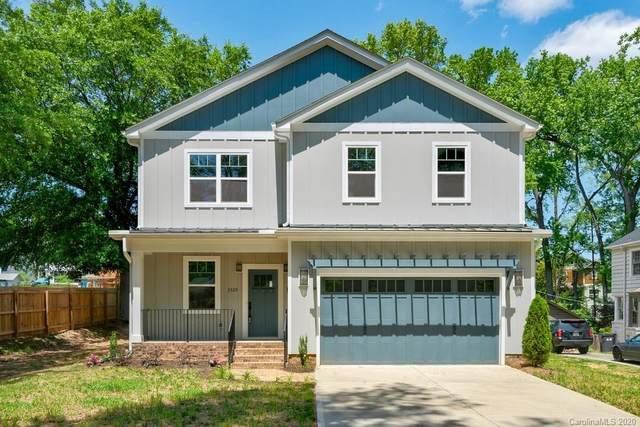 2529 Country Club Lane, Charlotte, NC 28205 (#3615285) :: Stephen Cooley Real Estate Group