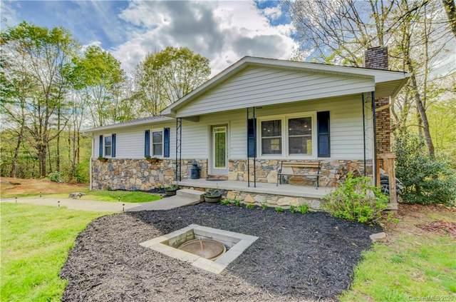 6 Laurel Forest Drive, Horse Shoe, NC 28742 (#3615417) :: Cloninger Properties