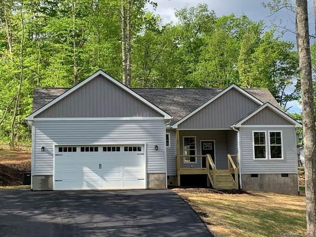 203 Robinson Hollow Drive, Candler, NC 28715 (#3615440) :: Carver Pressley, REALTORS®