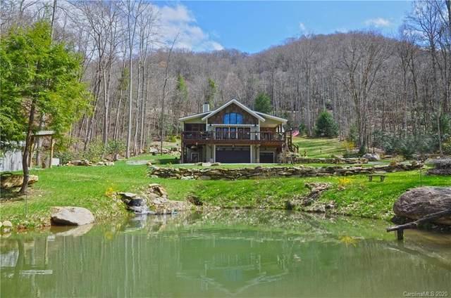 1471 Howard Moore Road, Hot Springs, NC 28743 (#3615450) :: Cloninger Properties