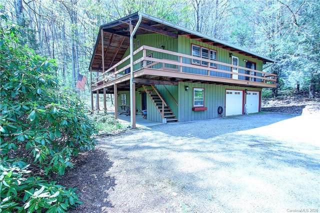43 Walnut Drive, Maggie Valley, NC 28751 (#3615482) :: MartinGroup Properties