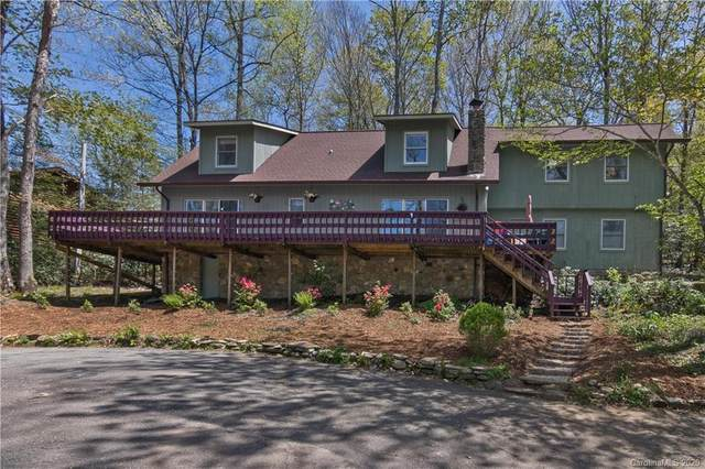 597 Sweetwater Ridge, Burnsville, NC 28714 (#3615504) :: Carolina Real Estate Experts
