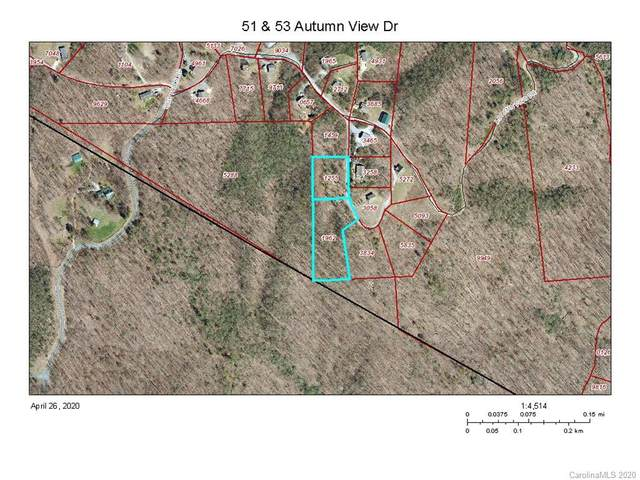 LOTS 51 & 53 Autumn View Drive, Hendersonville, NC 28792 (#3615505) :: LePage Johnson Realty Group, LLC