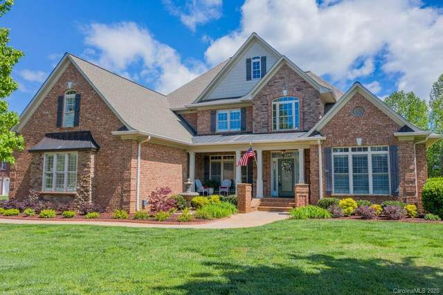 312 Wintergreen Court #69, Kings Mountain, NC 28086 (#3615525) :: Keller Williams South Park