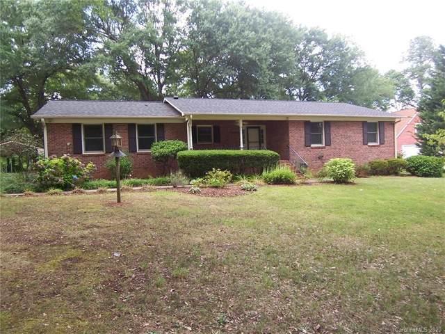 1611 N Oak Drive, Shelby, NC 28150 (#3615676) :: Carlyle Properties