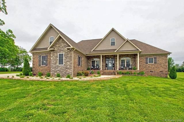 1061 Lizzie Lane, Salisbury, NC 28147 (#3615815) :: High Performance Real Estate Advisors