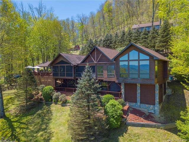 220 Dulcimer Lane, Waynesville, NC 28786 (#3615817) :: Keller Williams Professionals
