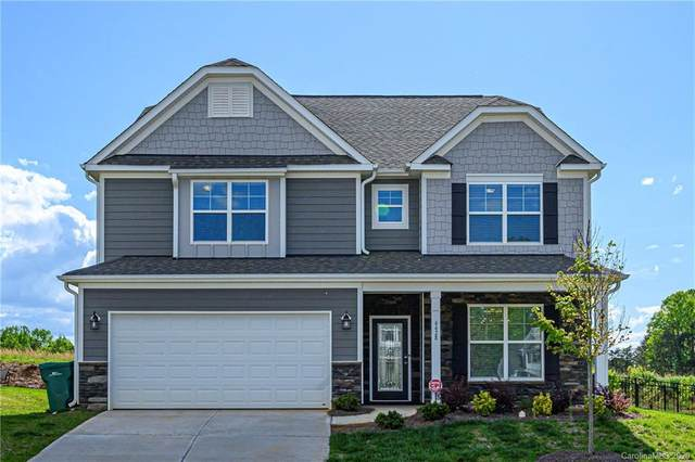 6428 Bluestone Park, Clemmons, NC 27012 (#3615834) :: Stephen Cooley Real Estate Group