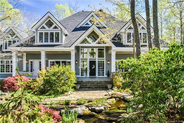 229 Pine Shadow Drive, Hendersonville, NC 28739 (#3615946) :: Caulder Realty and Land Co.