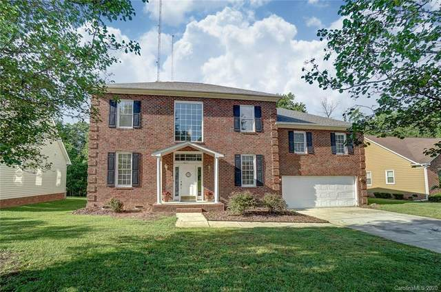 8027 Mccarron Way, Charlotte, NC 28215 (#3615998) :: Carlyle Properties