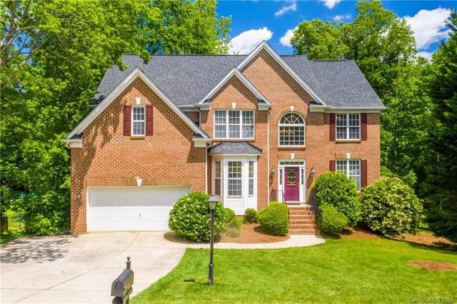 5343 Shannamara Drive, Matthews, NC 28104 (#3616102) :: MartinGroup Properties