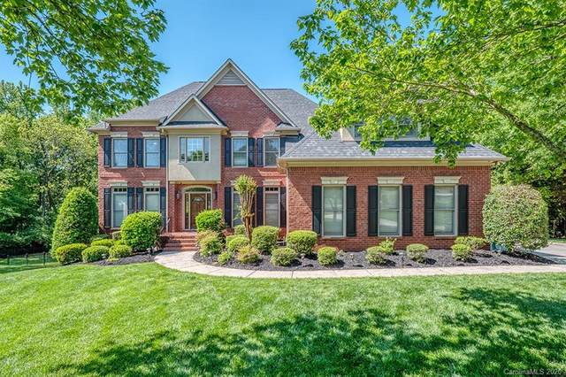 12107 Woodcliff Court, Charlotte, NC 28277 (#3616347) :: Stephen Cooley Real Estate Group