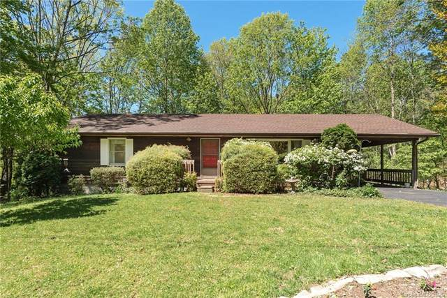 63 Sunrise Lane, Pisgah Forest, NC 28768 (#3616356) :: The Premier Team at RE/MAX Executive Realty