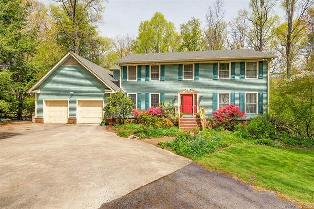 205 Riva Ridge Drive, Fairview, NC 28730 (MLS #3616417) :: RE/MAX Journey