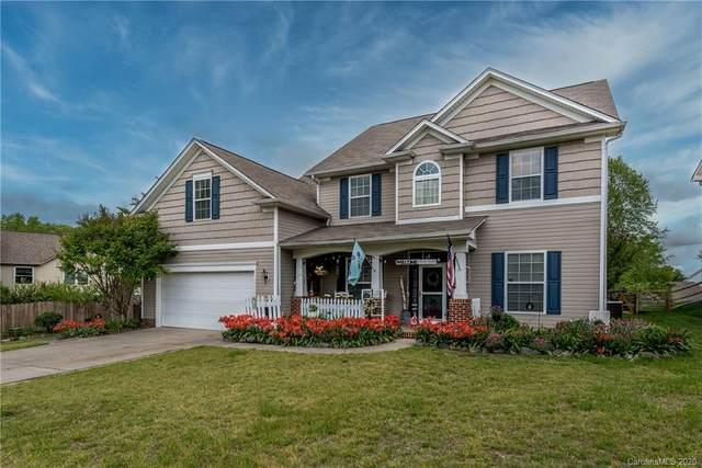 4839 Turnridge Court NW, Concord, NC 28027 (#3616529) :: Besecker Homes Team