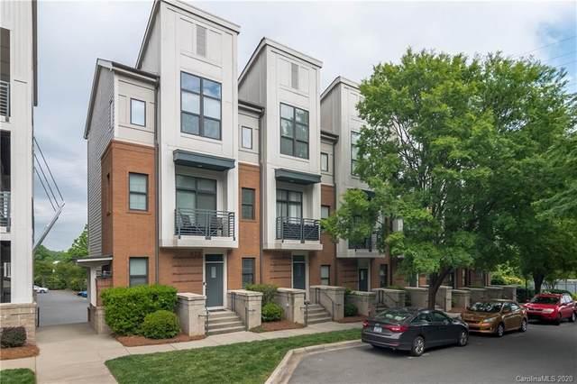 927 E 8th Street, Charlotte, NC 28204 (#3616588) :: LePage Johnson Realty Group, LLC