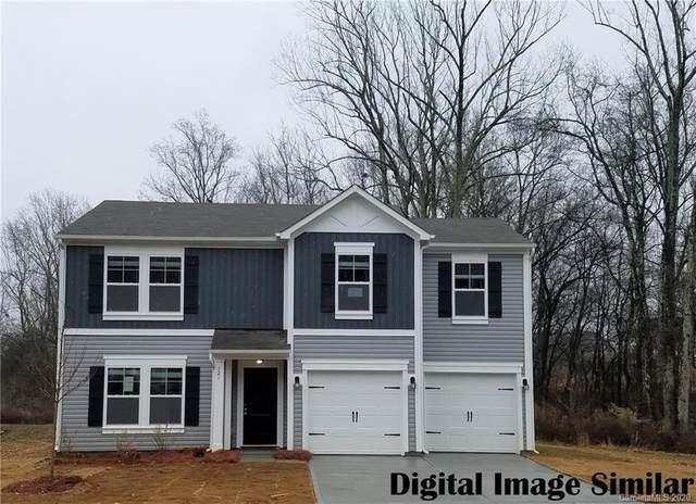6114 Twin Brook Drive #32, Charlotte, NC 28269 (#3616768) :: SearchCharlotte.com