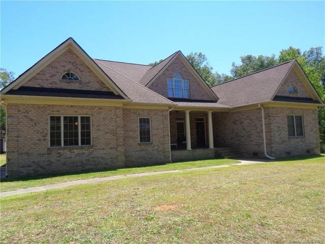 3011 Old Pageland Marshville Road, Wingate, NC 28174 (#3616773) :: Stephen Cooley Real Estate Group